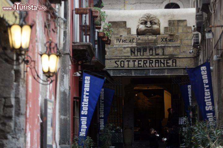 Cosa vedere e cosa visitare Napoli Sotterranea