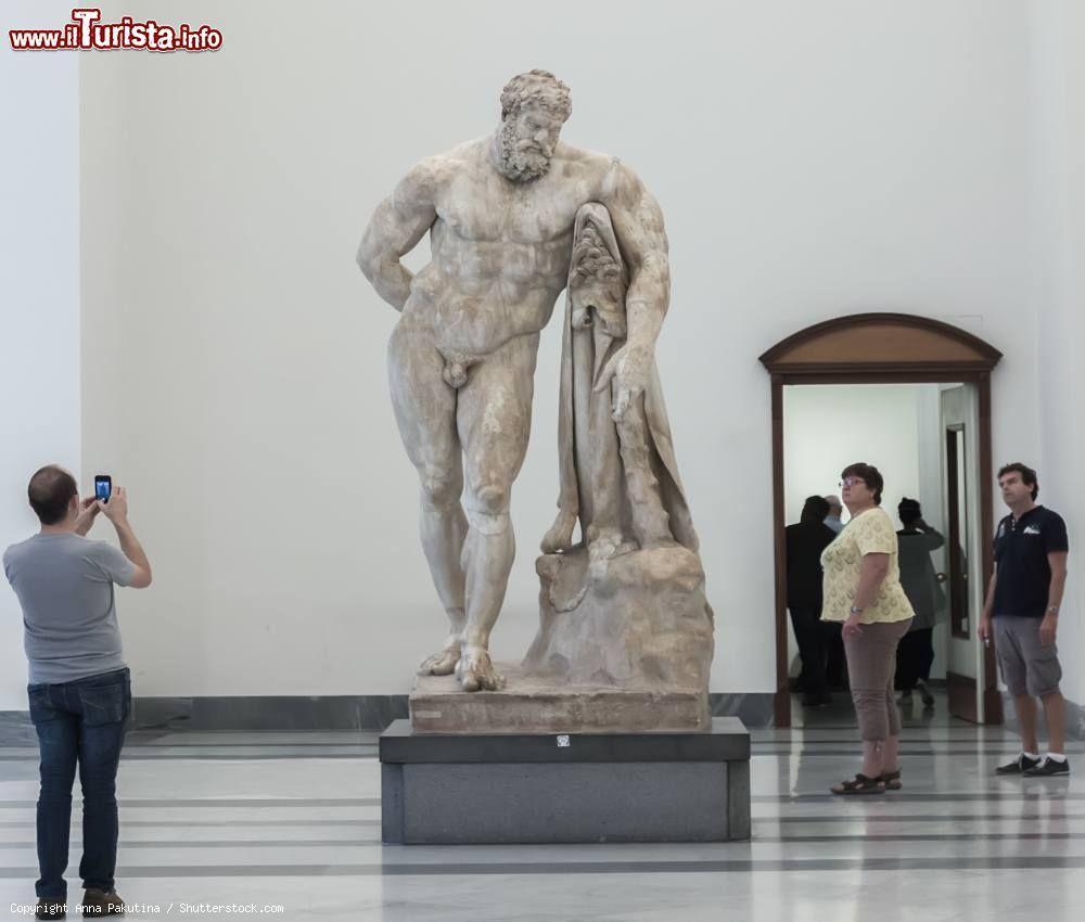 Cosa vedere e cosa visitare Museo Archeologico Nazionale