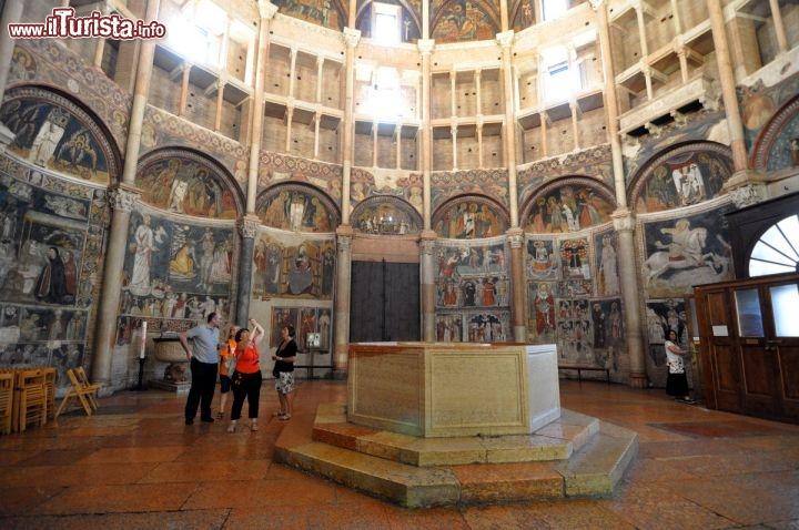Cosa vedere e cosa visitare Battistero