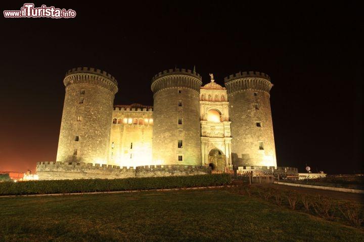 Cosa vedere e cosa visitare Castel Nuovo / Maschio Angioino