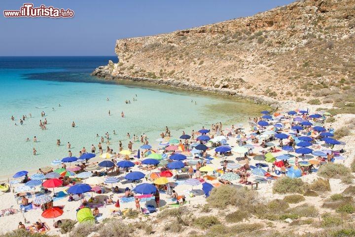 La Spiaggia Dei Conigli Di Lampedusa Non Solo Una Spiaggia Ma