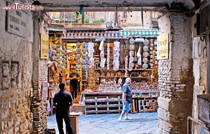 Cosa vedere e cosa visitare Via San Gregorio Armeno