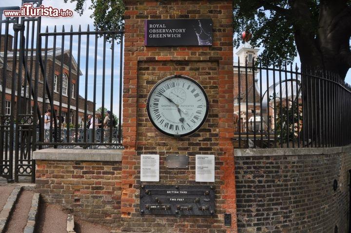Cosa vedere e cosa visitare Osservatorio Reale Greenwich