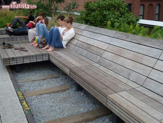 Cosa vedere e cosa visitare High Line