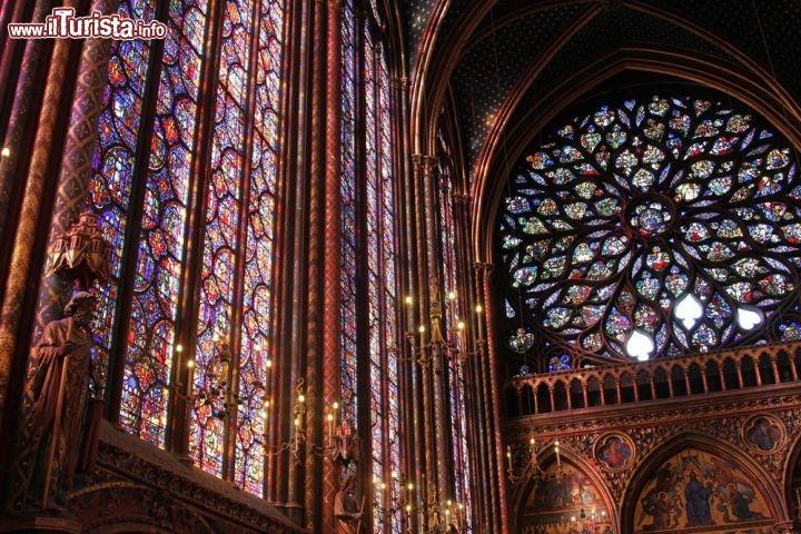 Cosa vedere e cosa visitare Sainte Chapelle