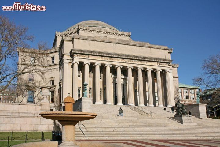 Cosa vedere e cosa visitare Columbia University
