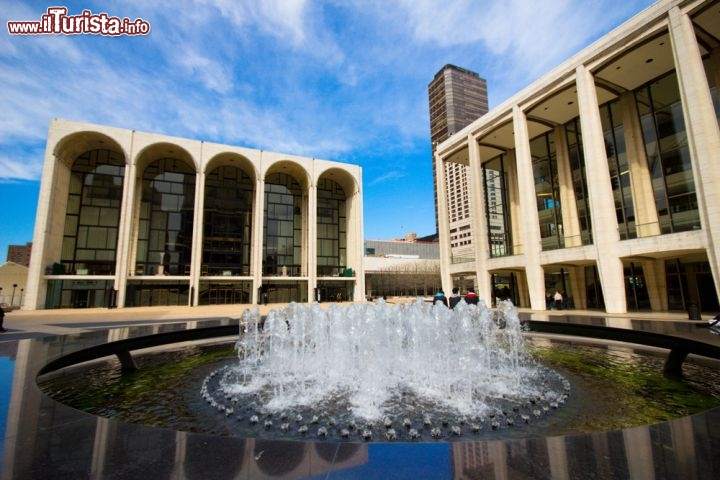 Cosa vedere e cosa visitare Lincoln Center for the Performing Arts