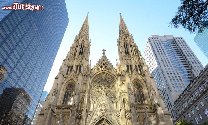 Cosa vedere e cosa visitare St. Patrick\'s Cathedral
