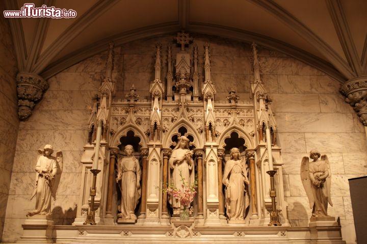 Statue all 39 interno della cattedrale metropolitana - Immagini st patrick a colori ...