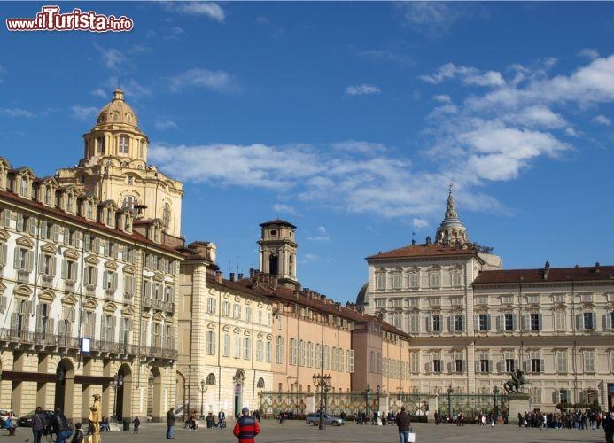 Hotel Piazza Castello Torino