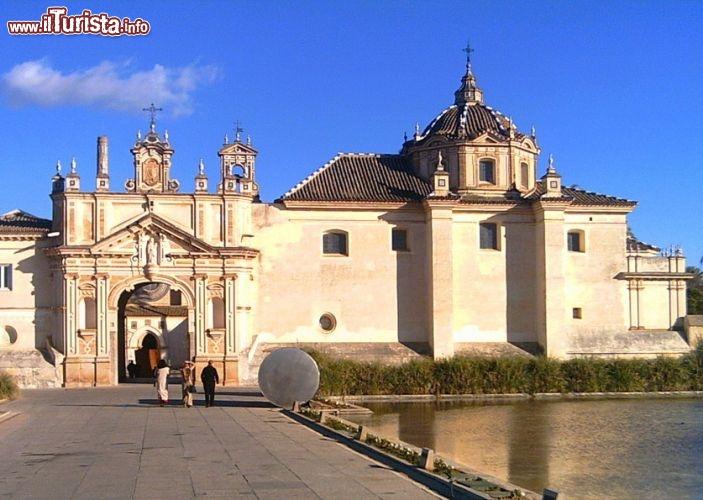 Cosa vedere e cosa visitare Monastero de la Cartuja