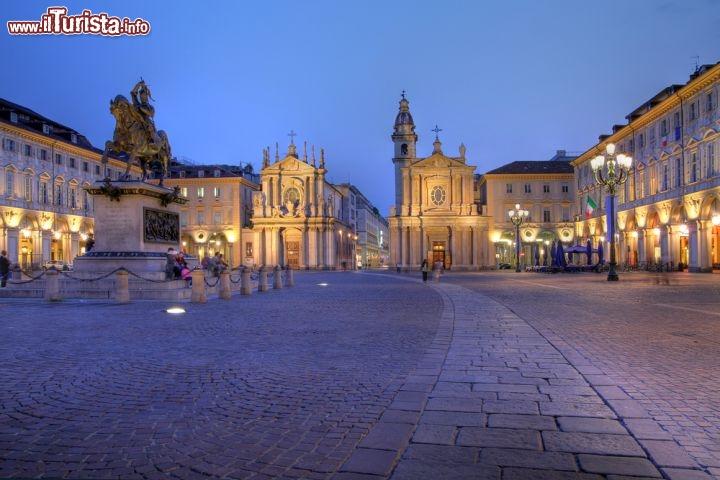Cosa vedere e cosa visitare Piazza San Carlo