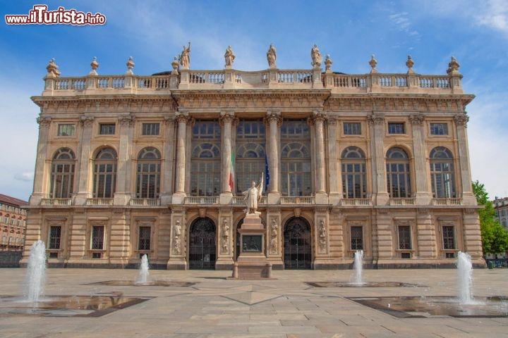 Cosa vedere e cosa visitare Palazzo Madama