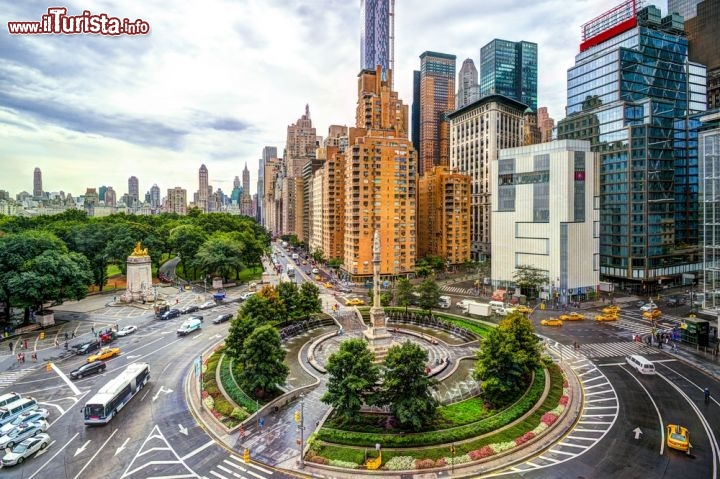 Immagine Columbus Circle, Lower East Side, New York City - © Sean Pavone / Shutterstock.com