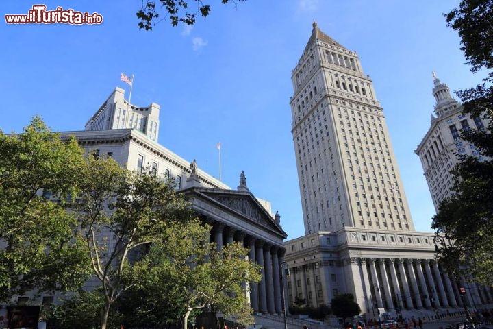 Cosa vedere e cosa visitare Civic Center e South Street Seaport