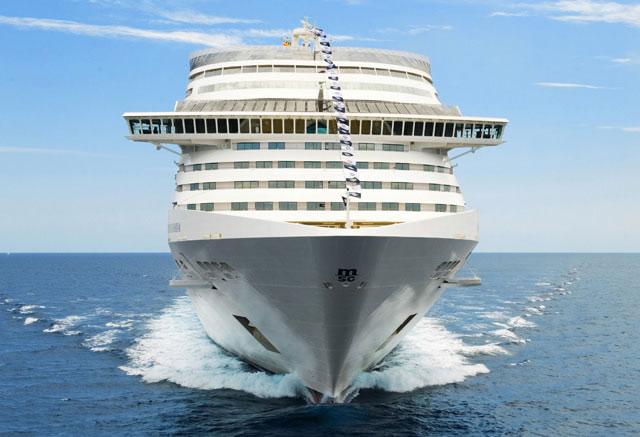 le navi da crociera pi grandi del mondo