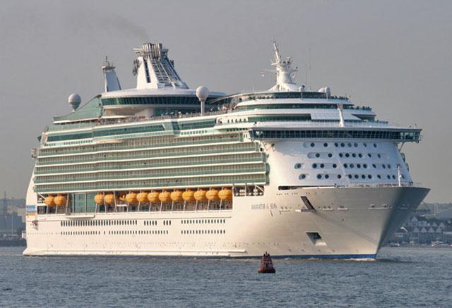Le navi da crociera pi grandi del mondo for Classifica yacht piu grandi del mondo