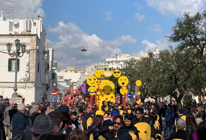 Carnevale in Allegria Locorotondo