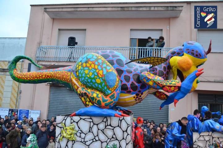 Carnevale della Grecìa Salentina e Martignanese (Griko) Martignano
