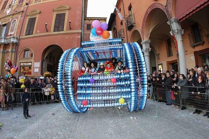 Carnevale dei Fantaveicoli Imola