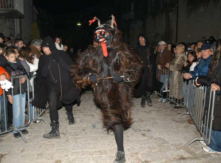 Carnevale di Tufara Tufara
