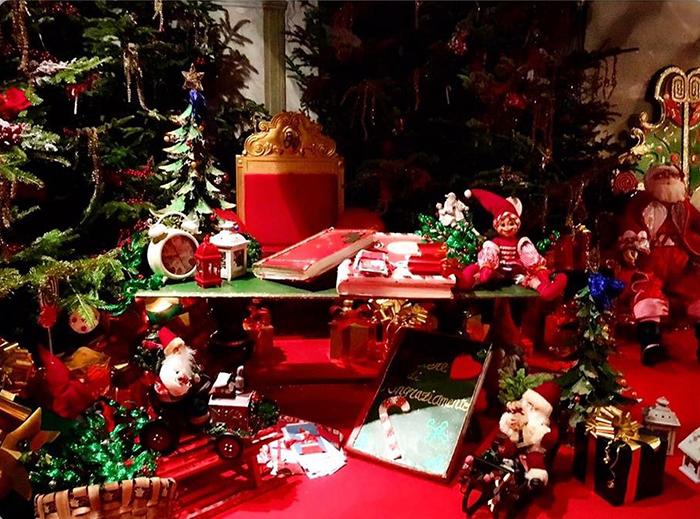 Parco Di Babbo Natale.La Casa Di Babbo Natale A Salsomaggiore Terme Date 2018