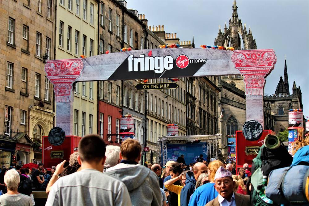 Edinburgh Festival Fringe Edimburgo