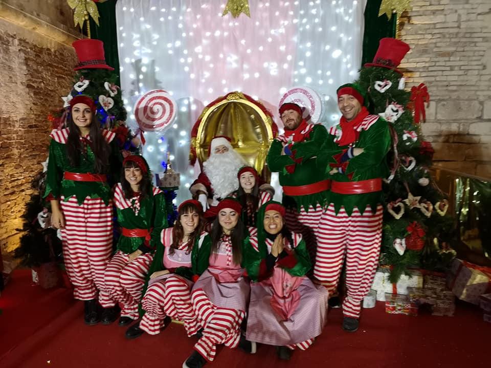 La Fabbrica di Babbo Natale Pisa