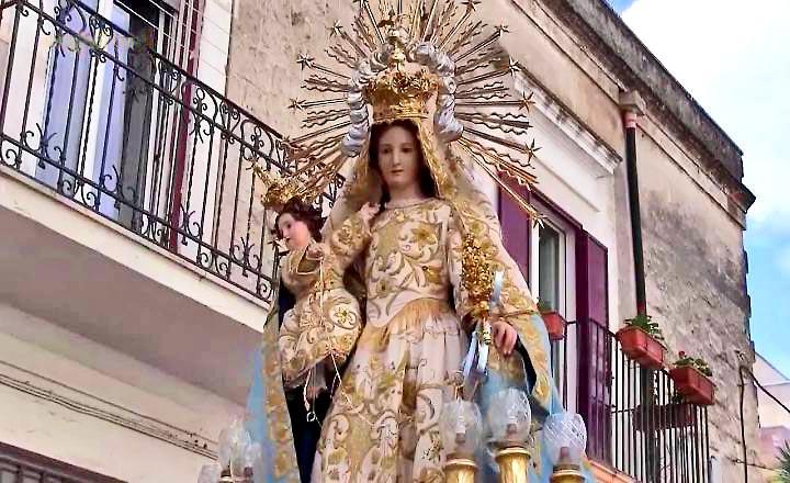 Calendario Feste Patronali Puglia.La Festa Patronale Di Acquaviva Delle Fonti Date 2019