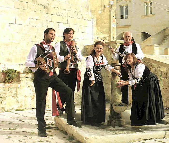 Festa di San Rocco Irsina