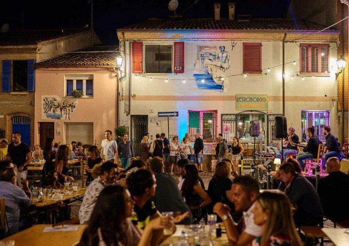 La festa che non c'è - Festa de' Borg Rimini