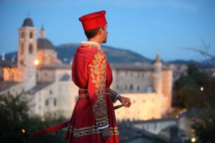 La Festa del Duca d'Estate Urbino