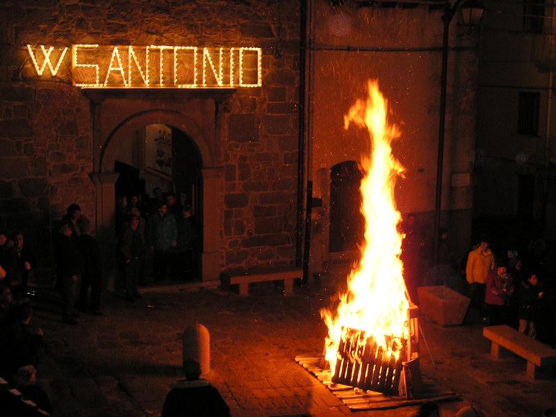 Festa di Sant'Antonio Abate Troina