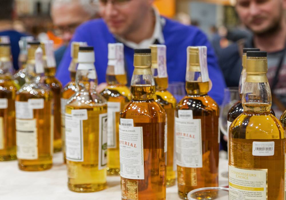 Whisky Festival and fine spirits Milano