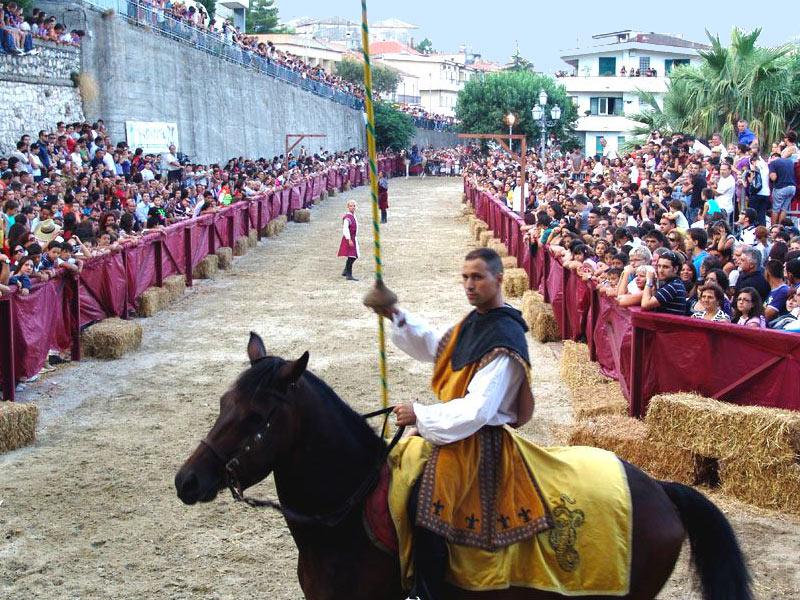 Palio di Ribusa - Festival del Rinascimento Calabrese Stilo