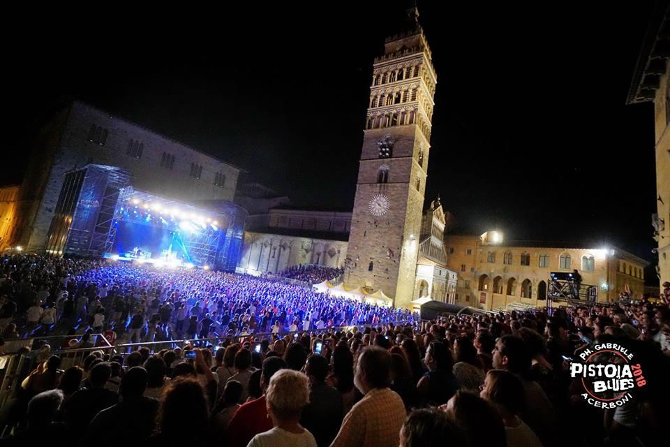 Pistoia Blues Festival Pistoia