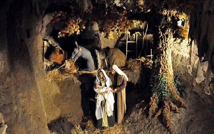 Presepe nel Pozzo Orvieto