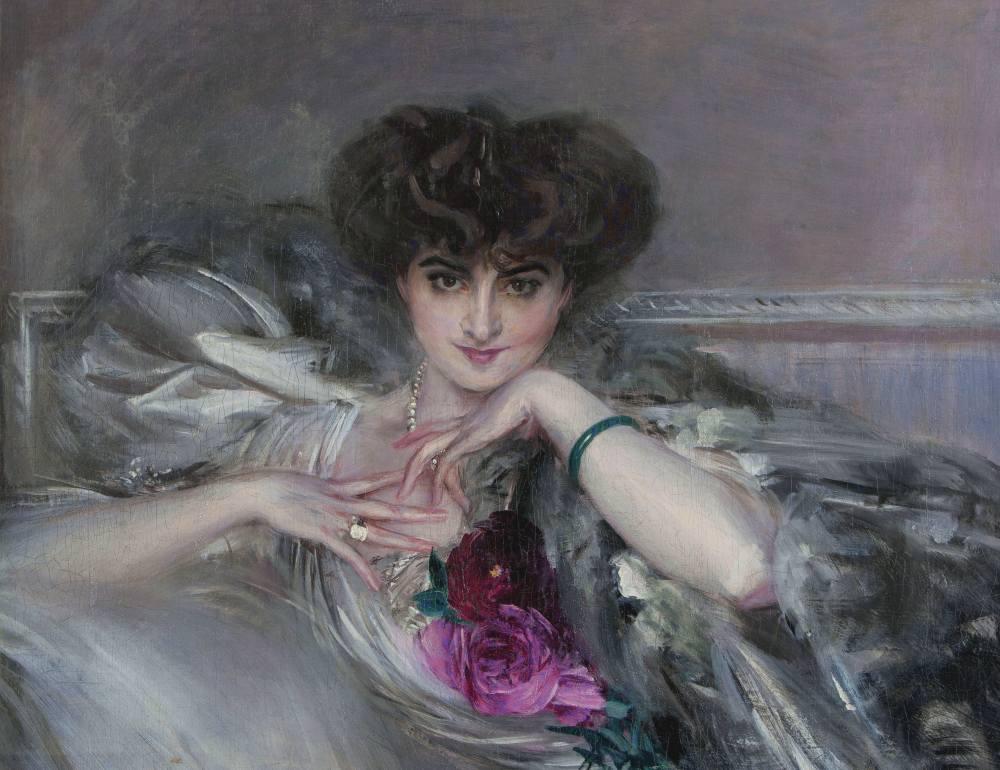Boldini. Ritratto di signora Milano