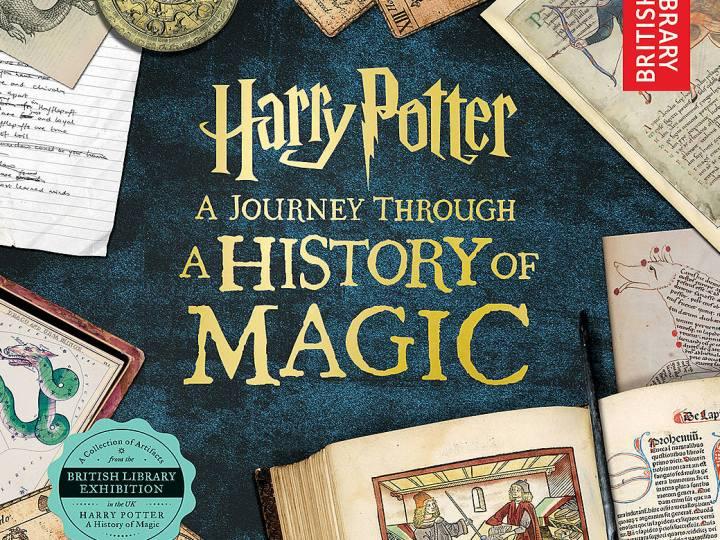 Harry Potter: A History of Magic Londra
