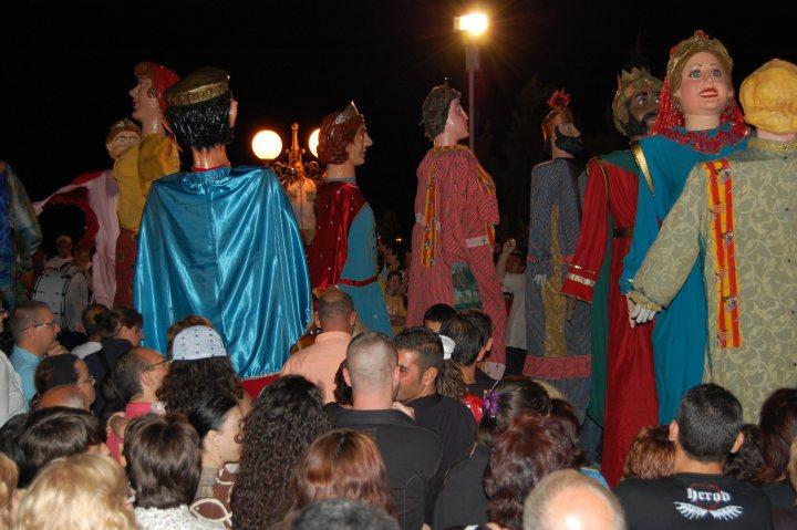 La Notte dei Giganti Polistena