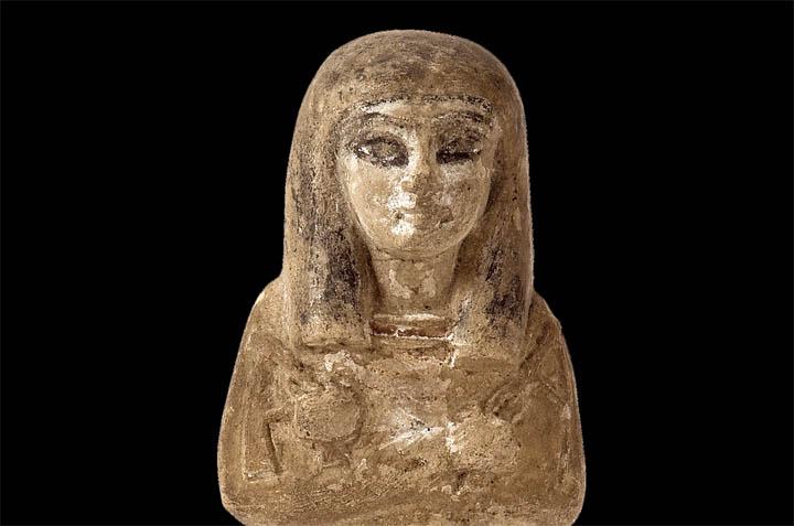 Egitto ritrovato. La collezione Valsé Pantellini Rovigo