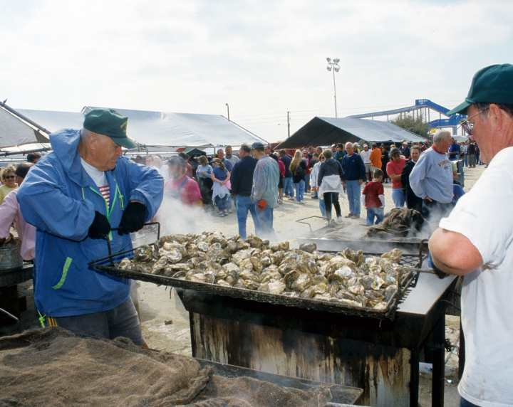 Lowcountry Oyster Festival Mt. Pleasant