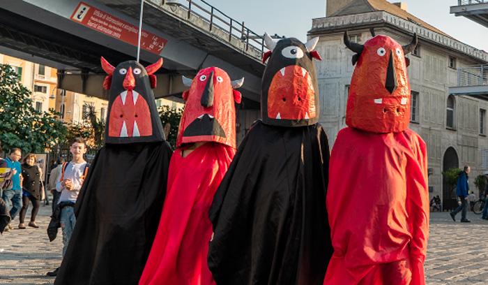 Il Monster Festival a Genova per Halloween  07f3ac08c2cd