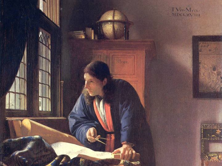 Vermeer e i maestri della pittura di genere Parigi