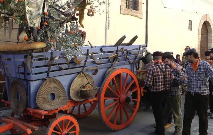 Festa dell'Olivo e Sagra della Bruschetta di Spello Spello