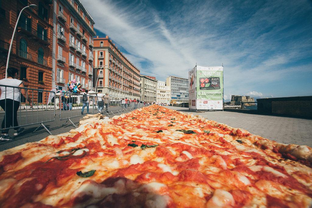 Caputo Napoli Pizza Village Napoli