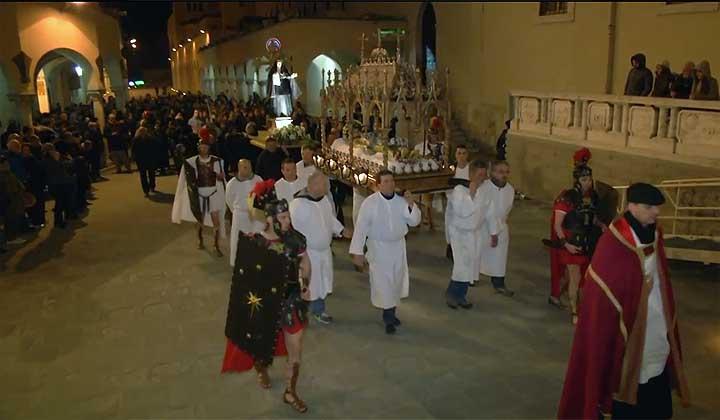Processione del Cristo Morto Cascia