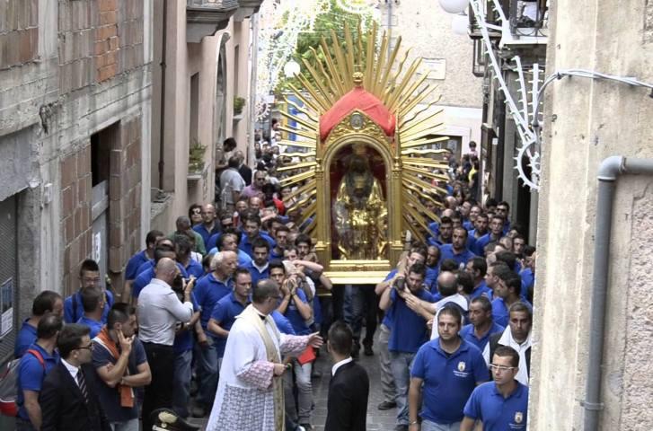 Festa della Madonna Nera Viggiano