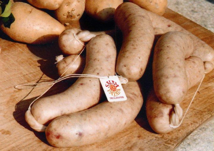 Sagra del Salam 'd Patata Settimo Rottaro