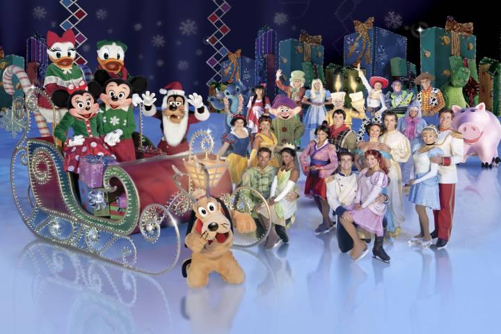 Le Fiabe Incantate - Disney on Ice Milano